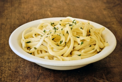 side of pasta